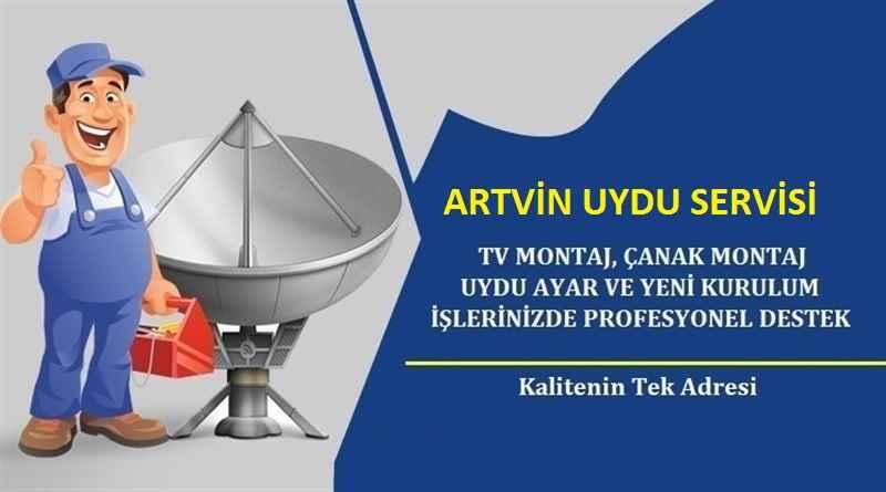 Artvin Uydu Servisi