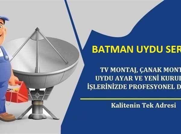 Batman Uydu Servisi
