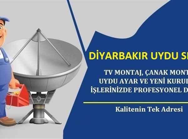Diyarbakır Uydu Servisi