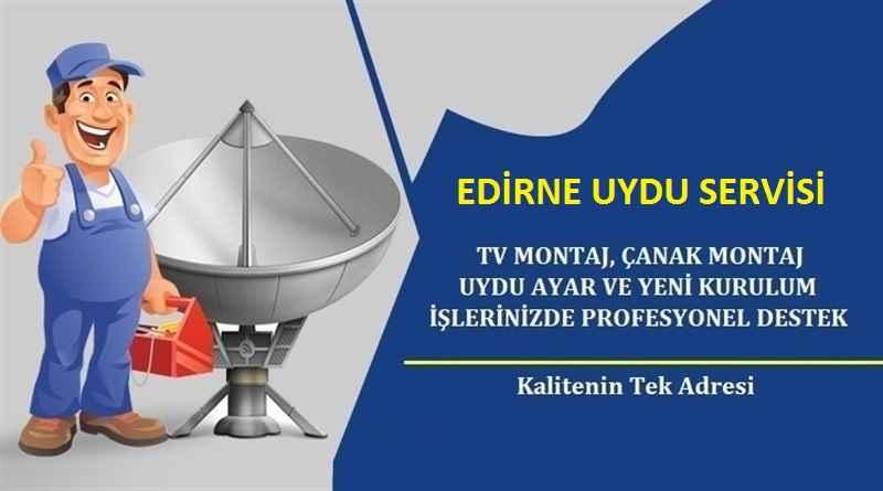 Edirne Uydu Servisi